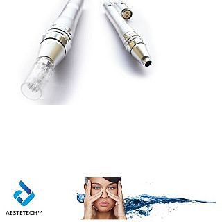 AESTEHTECH™ MICROINJECTOR  LITHIUM+ CU ACUMULATOR, AES001