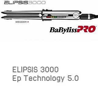 PLACA DE INTINS PARUL BABYLISS PRO ELIPSIS 3000- 31MM, BAB3000EPE