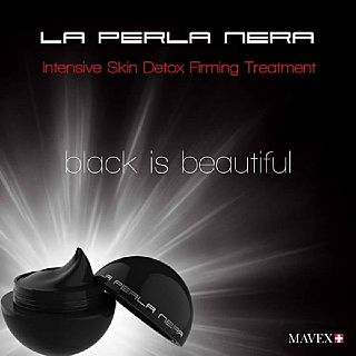 LA PERLA NERA- SUPER DETOX FIRMING TREATMENT 50 ML