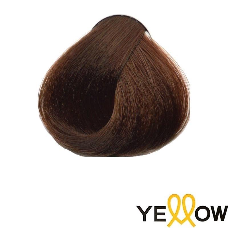 Yellow Permanent Cosmetic Coloring Cream Aloetrix Systemdark