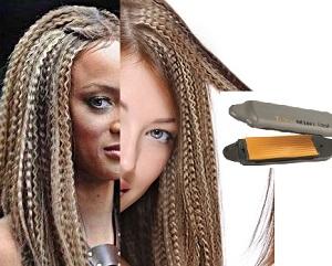 Mini Frise Tourmaline Hair Straightener Estetica Store