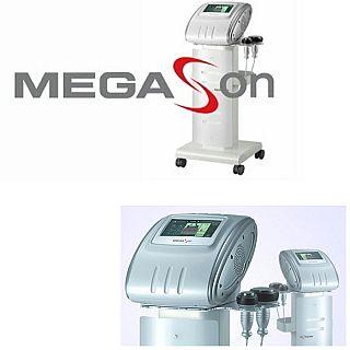 MEGASON™ – SISTEM LIPOPLASTIE INTENSIVA CU ULTRASUNETE CAVITATIONALE ȘI LED-URI INTENSE, REMODELARE CORPORALA, EUN003